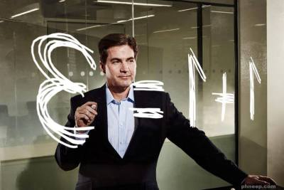 Copyright registrations to Craig Wright