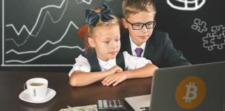 pigzbe-niños y bitcoin