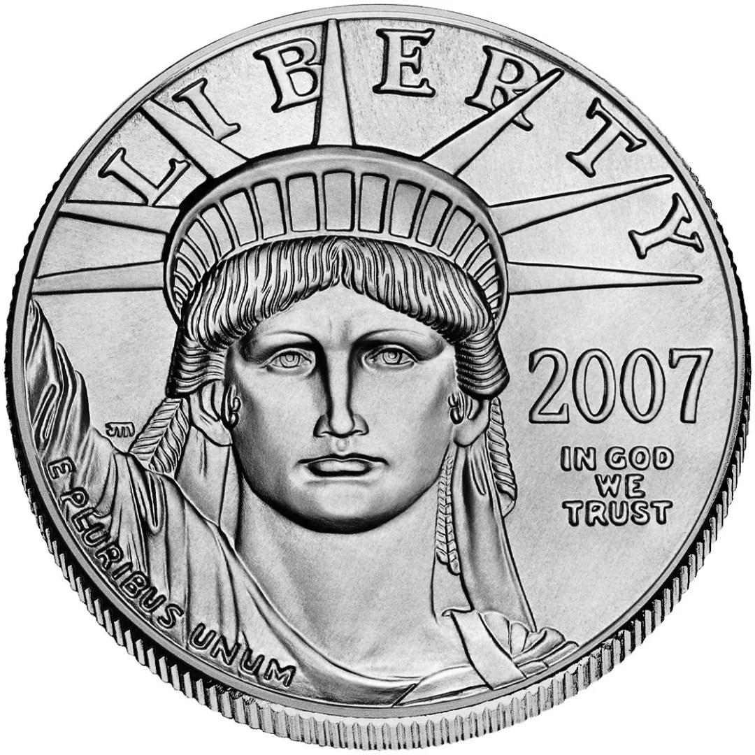 Popular Platinum Coins Eagles