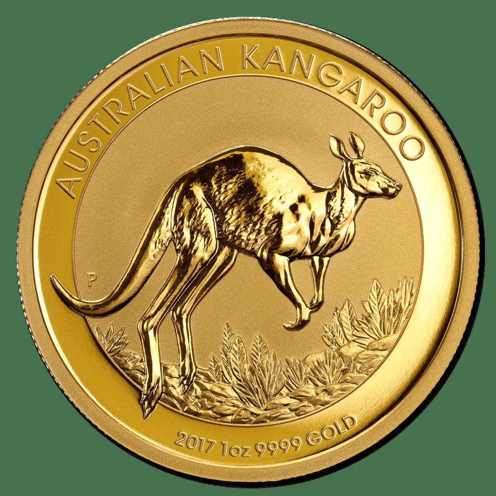 Popular Gold Coins Kangaroo