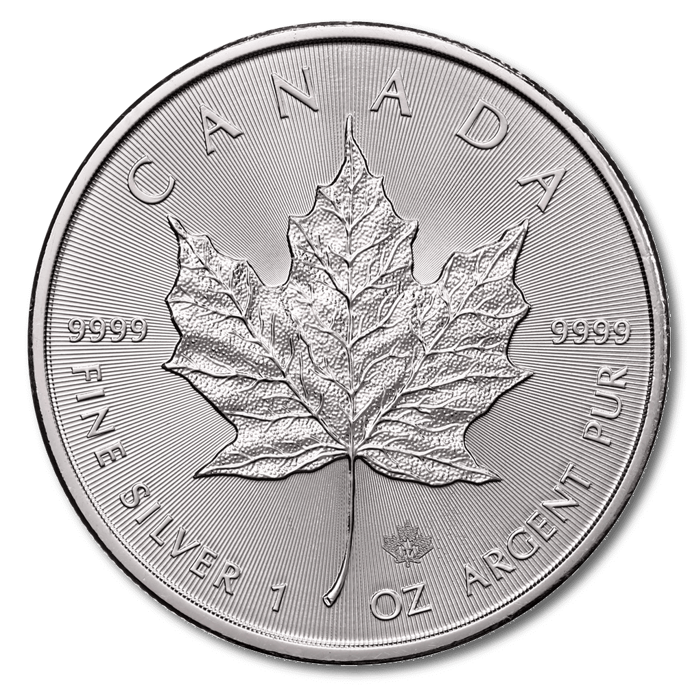 Popular Silver Coins Canadian Maples