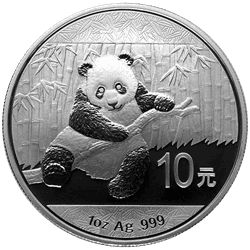 Chinese Mint Silver