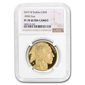 American Proof Gold Coins