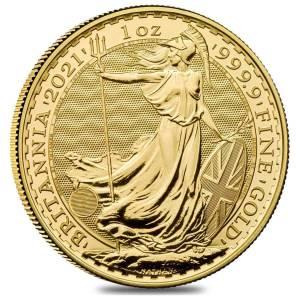 Gold Britannia