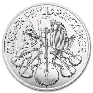 Austrian Mint Platinum