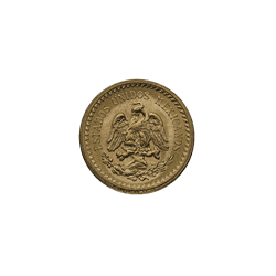 2.5 Peso Mexican Gold Coins