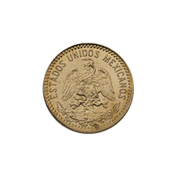 5 Peso Mexican Gold Coins