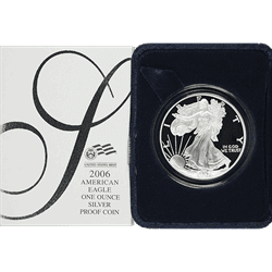 American Proof Silver Coins