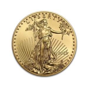 1/2 oz American Gold Eagle