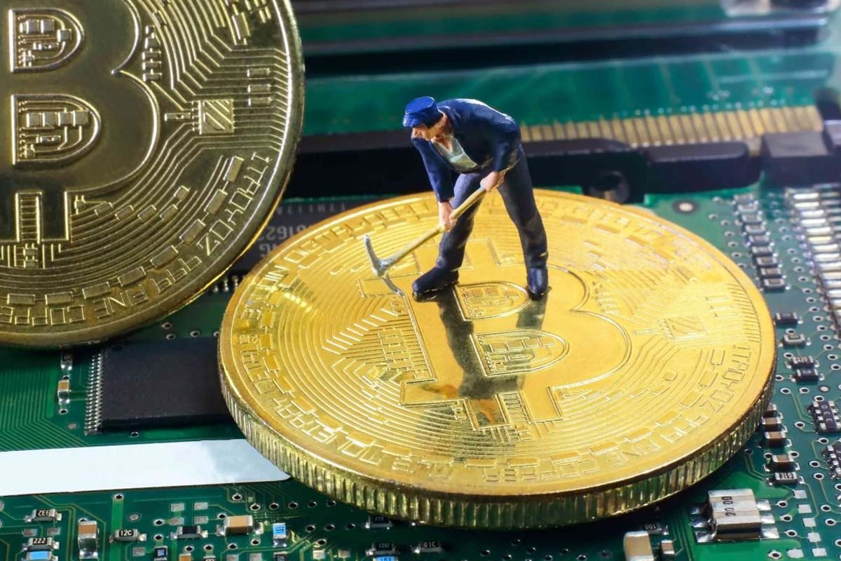 The top five biggest farms in the world for Bitcoin mining