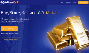 Amagi Metals & AnthemVault: precious metals married with cryptocurrency