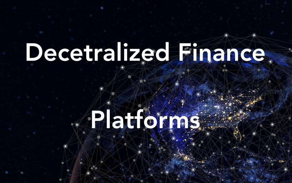defi lending earning interests platforms space list, Top DeFi Interest Earning Platforms That Pays Out Interest on your Crypto