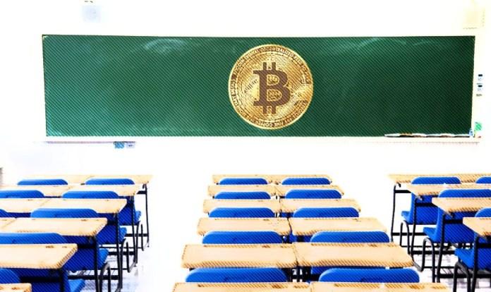 Bitcoin Okul İnşaatı