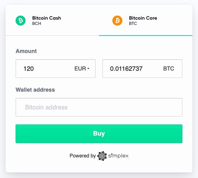 Kredi Kartı ile Bitcoin Alımı