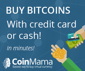 Coinmama: Buy Bitcoins with Credit Card