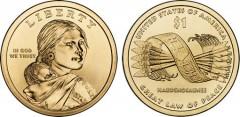 2010 Native American $1 Coin