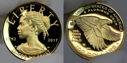2017 100 American Liberty Gold Coin Video Coin News