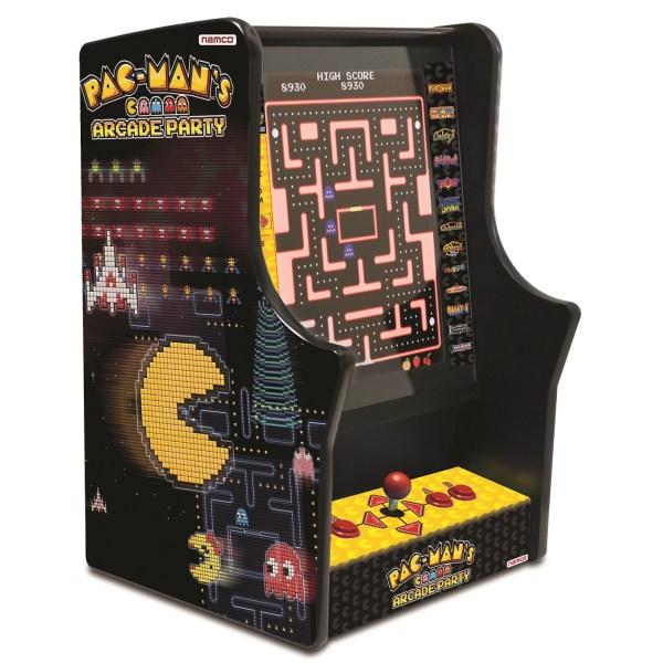 Namco Pac-man' Pacman' Arcade Party 30th Anniversary