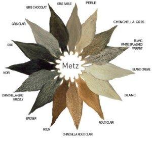 Cou METZ Grade 2 Blanc Crème