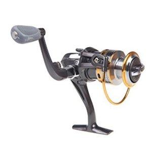 Docooler 8BB Moulinet de Pêche Roulements à Billes Gauche / Droite Interchangeable Poignée Pliable Pêche Spinning Reel ST3000 5.1: 1
