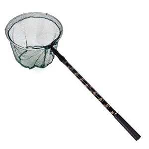 TOOGOO(R)180cm epuisette/ filets de peche pliable retractable telescopique poteau de peche en alliage d'aluminium