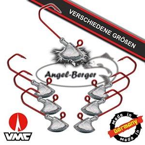 Angel Berger VMC Hameçon Jig Stand Up Erie, 3/0 5g – 5 Stück