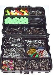 Generic. et boîte de mer matériel de pêche G Attaquer en Attaquer dans Une boîte dans TA Boîte d'embouts E Ensemble de mèches dans Une boîte S Crochet pivotant Connecteurs Crochets MPS Crochets.