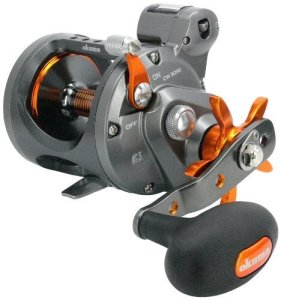 Okuma Cold Water Linecounter Trolling Reel CW-153DLX by Okuma Fishing Tackle Corp.