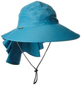 Sunday Afternoons Sundancer Chapeau, femme Homme, Bleu Caraïbe