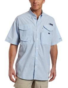 Columbia – Chemise casual – Homme petit – Sail Gingham