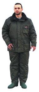 Combinaison thermique Frost Proof pour pêcheur de 2pièces taille L