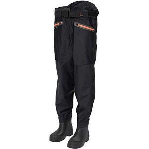 Scierra Pantalon Wading Respirant X-Stretch Waist Wader W/EVA Boot – 40/41