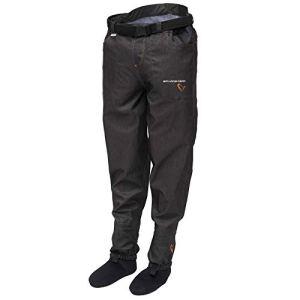 SavageGear Pantalon Wading Stocking Savage Gear Denim Waist Waders – XL