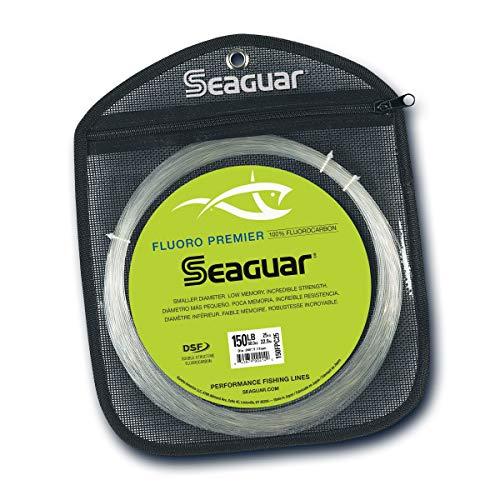 Seaguar Fluoro Premier Leader en fluorocarbone 23 m, Mixte, 900414, Multicolore, n/a