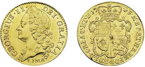 A Guinea post1740