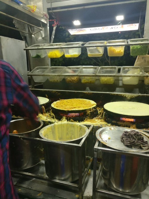 This Food Truck doles out such delicious varieties of dosas