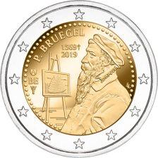 2 Ευρω, Βέλγιο, Πητερ Μπρεγκελ, 2019