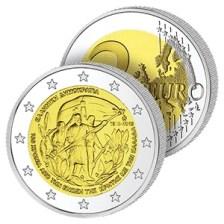 2 Ευρώ, Ελλάδα, Ένωση της Κρήτης, 2013