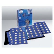 Album for 2 € commemorative coins in capsules