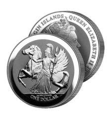 Δολάριο Πήγασος, Ασήμι 999