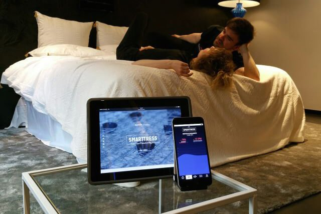 Image result for smart mattress for cheaters