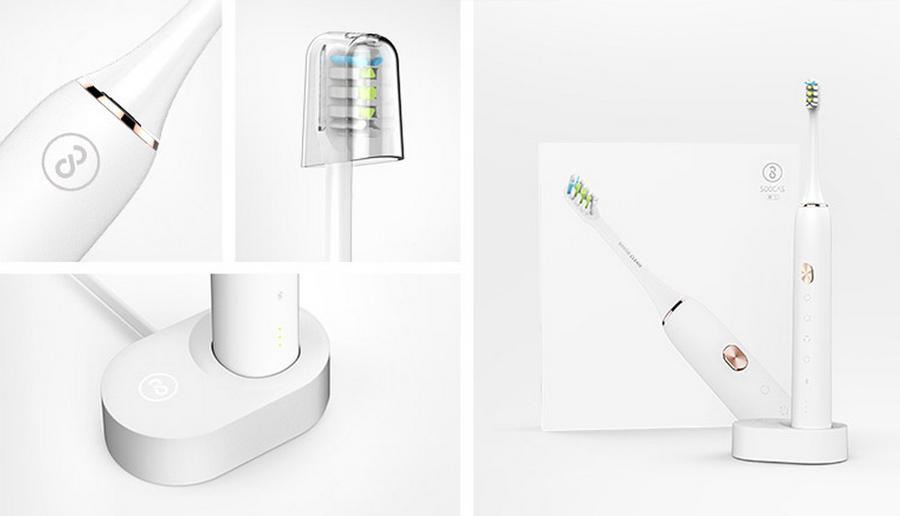 Xiaomi Soocare X3 Soocas Upgraded Electric Smart Bluetooth