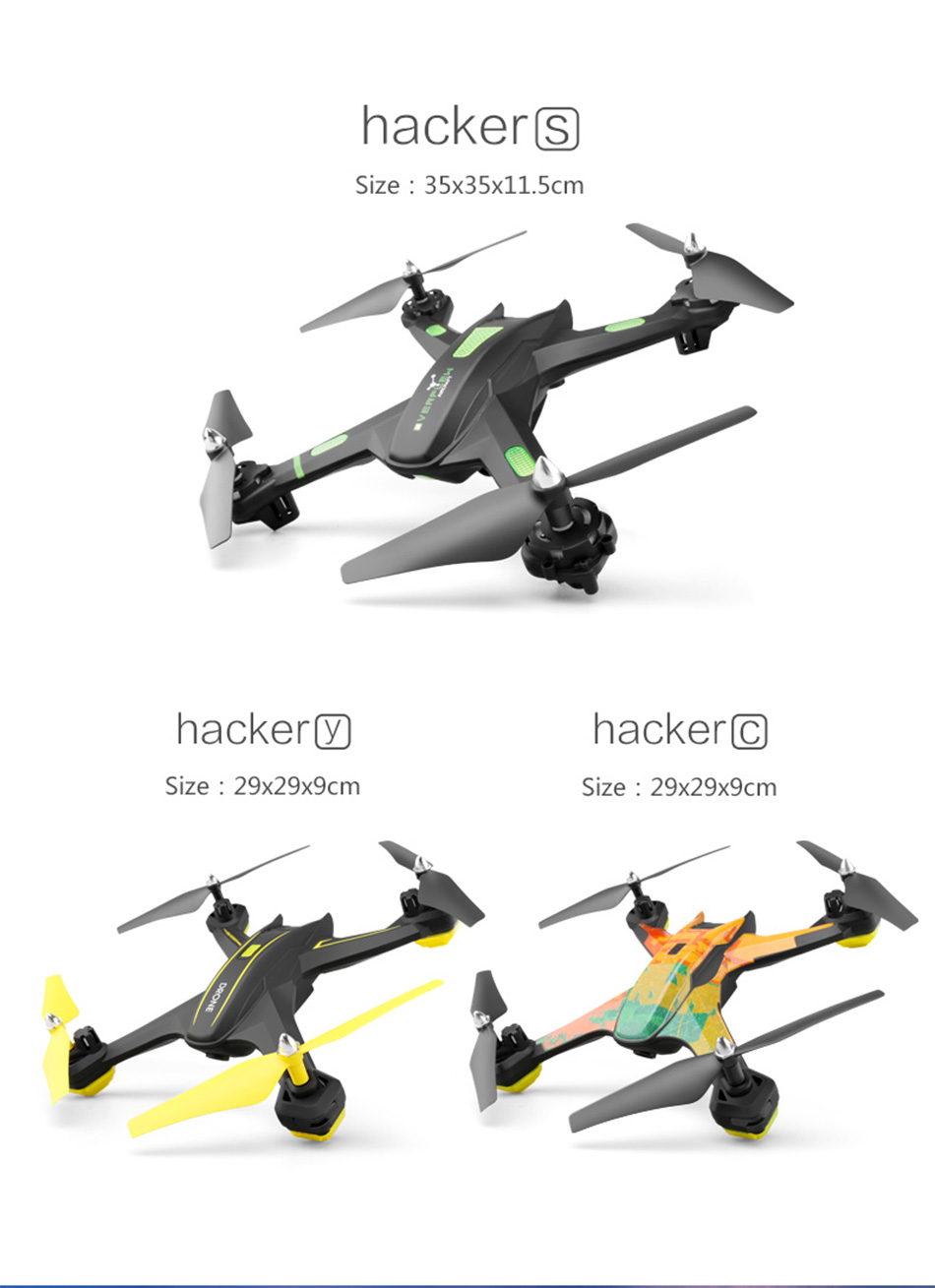 Super Drone RC Drone S5 RC Helicopter Drone Quadcopter 2