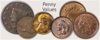 Penny Values are Increasing Yearly
