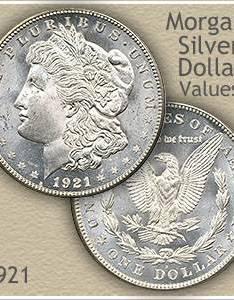Uncirculated morgan silver dollar value also discover their worth rh coinstudy