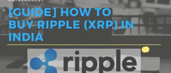 Buy Ripple India