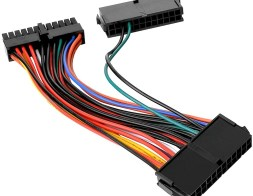 Thermaltake Dual 24-Pin Mining Adapter Cable
