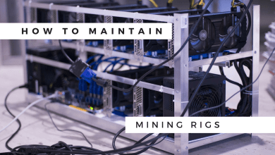 cool mining rigs