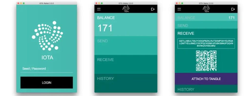 IOTA Android Wallet
