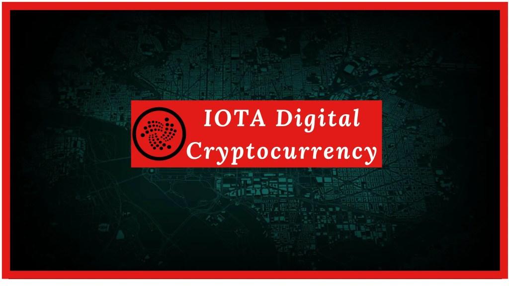 IOTA Digital Cryptocurrency